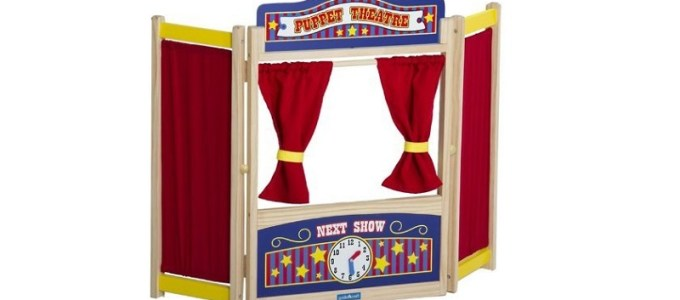 Best Home Puppet Theaters for Kids