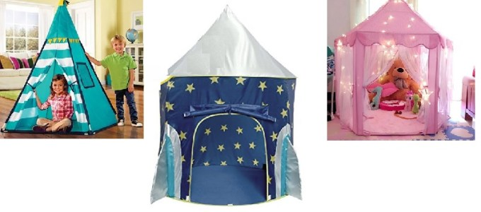 Cute Kids Indoor Play Tents