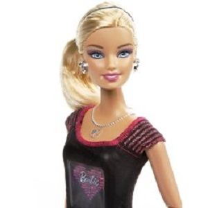 Barbie Photo Doll