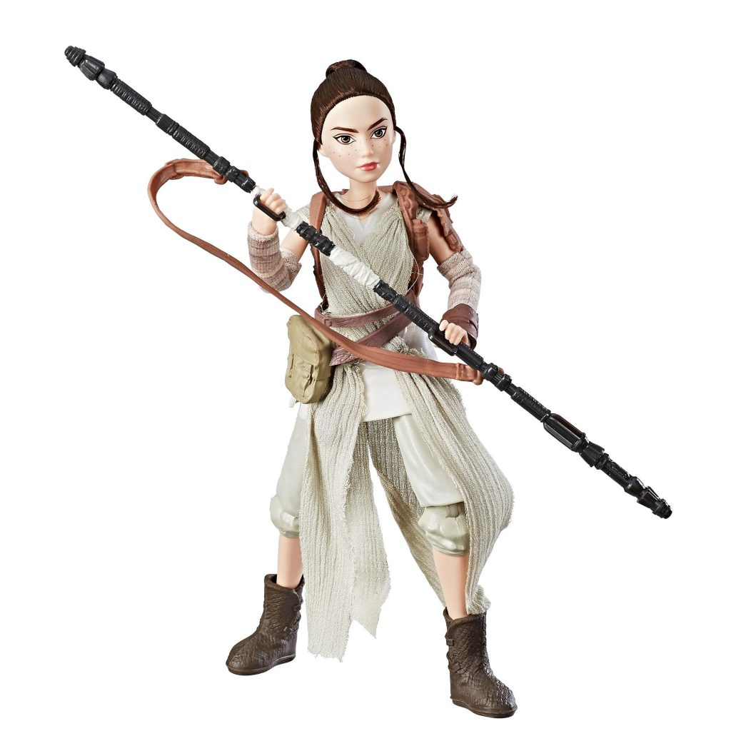 Star Wars Forces of Destiny Rey Action Figure