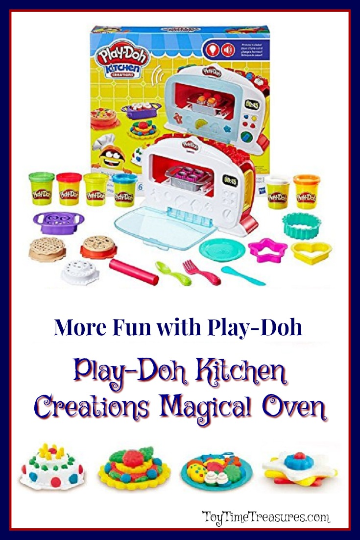 Playdoh Bakery Set with Oven