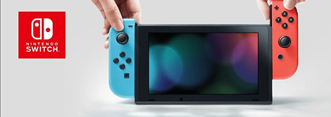 Nintendo Switch Game Console