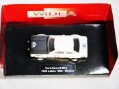 WIDEA 1-87 DIE CAST COLLECTIBLE CAR - Ford Escort MK 1 - 1000 Lakes 1968 Winner - No. 38 - 03