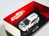 WIDEA 1-87 DIE CAST COLLECTIBLE CAR - Ford Escort WRC - Monte Carlo 2003 - No. 4 - 03