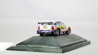 Herpa GmbH - 1-87 Motorsport Collection Opel Astra V8 Coupe H. Haupt - No. 17 - 06