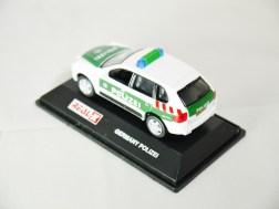 REAL-X COLLECTION 1-72 GERMANY POLIZEI CAR 512 - Porsche Cayenne Patrol Car - 06