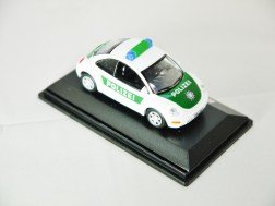 REAL-X COLLECTION 1-72 GERMANY POLIZEI CAR 512 - VW Beetle Patrol Car - 04