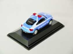 REAL-X COLLECTION 1-72 ITALY POLIZIA CAR 517 - AUDI TT Patrol Car - 06