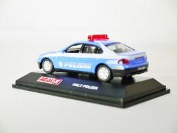 REAL-X COLLECTION 1-72 ITALY POLIZIA CAR 519 - BMW 7 Series Patrol Car - 07