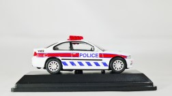 REAL-X COLLECTION 1-72 UK POLICE CAR 507 - BMW Patrol Car - 03