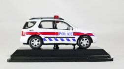 REAL-X COLLECTION 1-72 UK POLICE CAR 508 - Mercedes-Benz M CLASS ML 320 SUV Patrol Car - 03