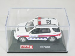 REAL-X COLLECTION 1-72 UK POLICE CAR 508 - Mercedes-Benz M CLASS ML 320 SUV Patrol Car - 05