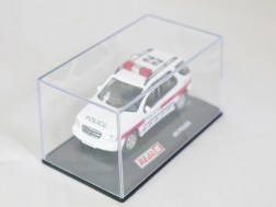REAL-X COLLECTION 1-72 UK POLICE CAR 508 - Mercedes-Benz M CLASS ML 320 SUV Patrol Car - 06