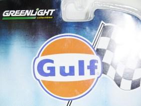 GREENLIGHT 1-64 Gulf Oil GOODYEAR 2009 CHEVROLET CORVETTE C6R No 5 03