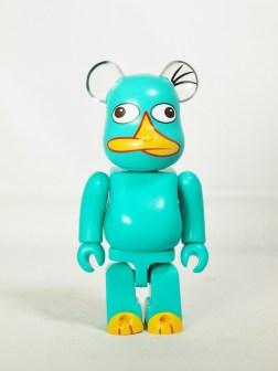 Medicom Toy Bearbrick S26 - Animal - Disney Perry Phineas and Ferb - 01