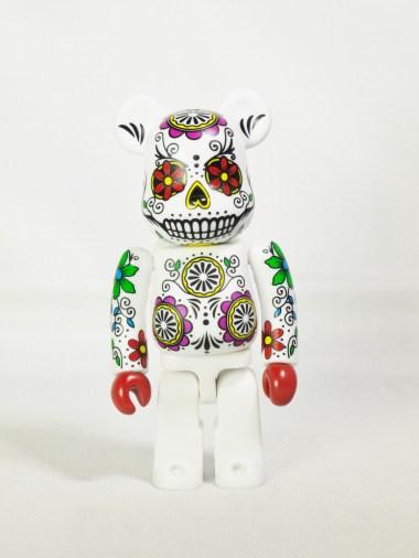 Medicom Toy Bearbrick S26 - HORROR - 01