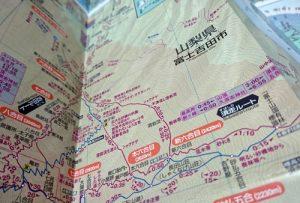 登山,地図,地形図
