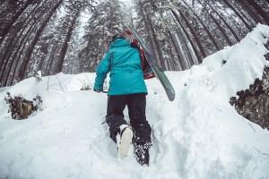 ウィンターブーツ,冬,雪山,登山靴
