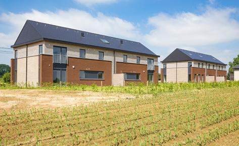 Projet immobilier à Fernelmont