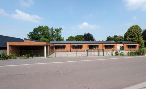 Ecole communale à Theux