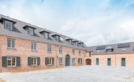 Projet immobilier à Hamme-Mille