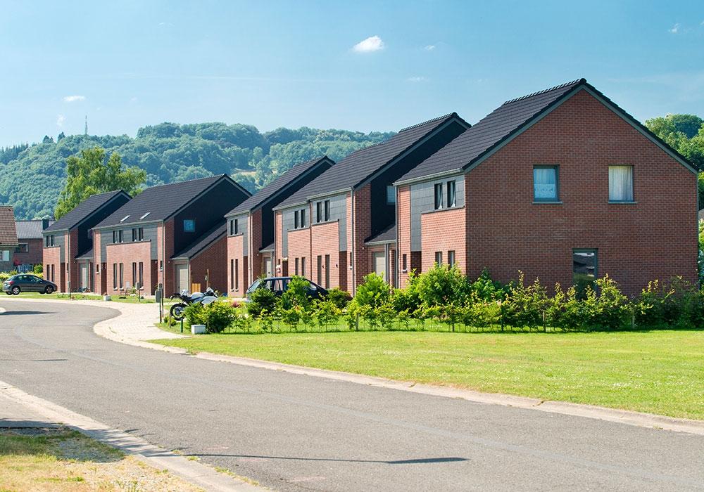 Projet immobilier à Theux