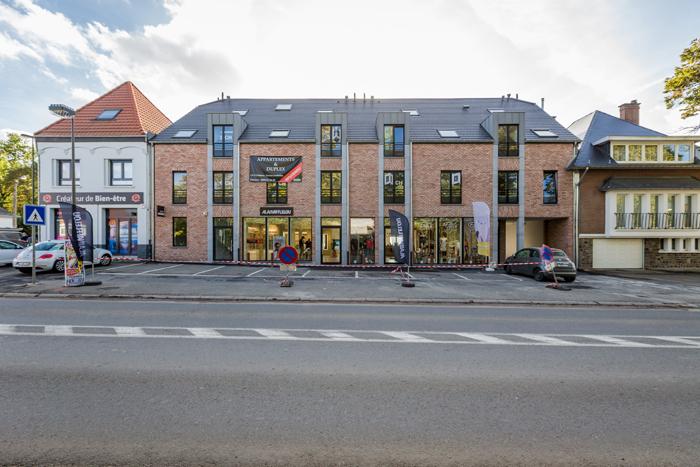 Immeuble à appartements à Thorembais-Saint-Trond