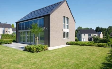 Maison clé sur porte zéro énergie à Heusy (4802)