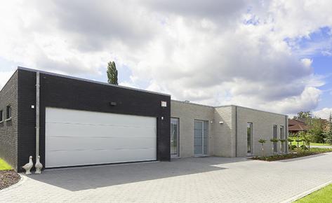 Maison clé sur porte à Duisburg (3080)