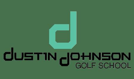 Dustin Johnson Golf School logo