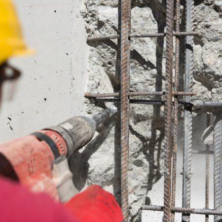 Concrete repair (Diamond Drilling, Concrete Scanning and Controlled Demolition) KSA