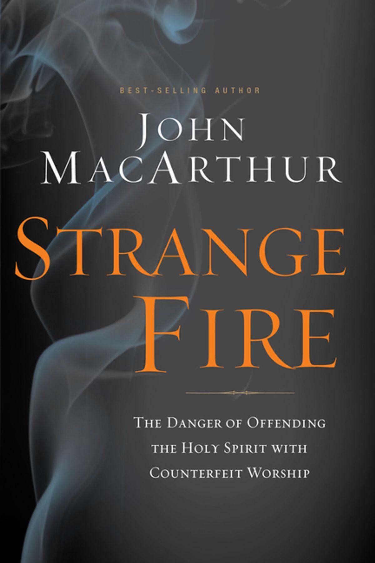 John Mc. Arthur y su oposición al Bautismo en el Espíritu Santo