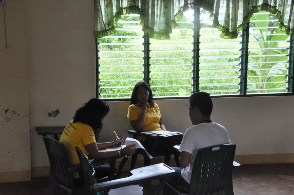 03 Interview exam passer