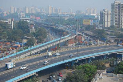 Kapurbawdi Flyover