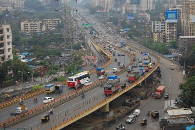Times of India Flyover