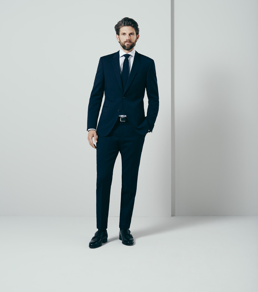 Tailored Look 1