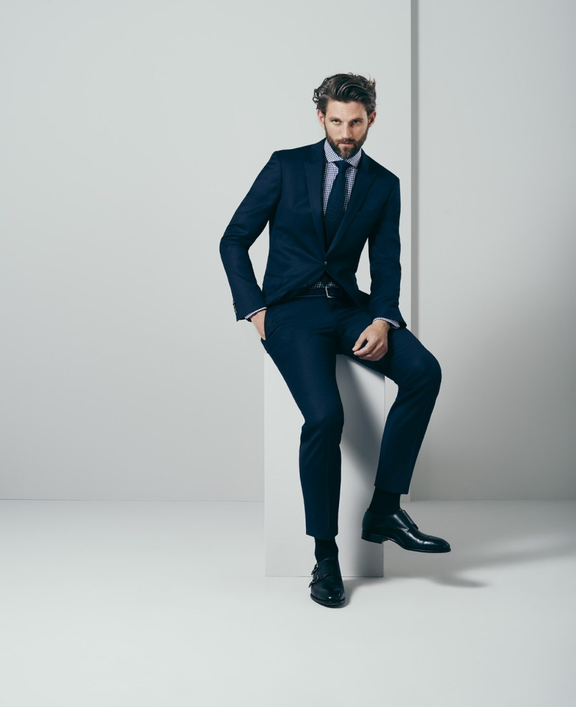 Tailored Look 3