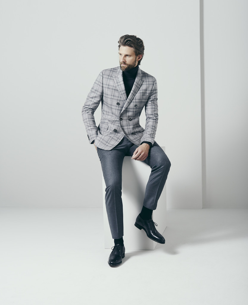 Tailored Look 8