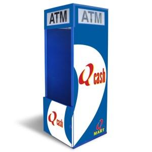 Mobile Standard ATM Kiosk Wrap