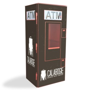 Outdoor Universal ATM Security Surround – Integrated Topper Wrap