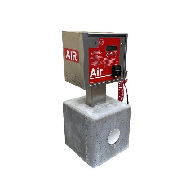 Vault Pedestal Air Machine