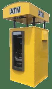 TPI Hyosung 2700T ATM Kiosk Enclosure