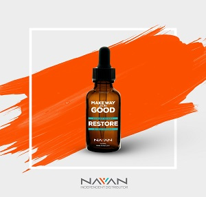 After the cleanse comes the restore!