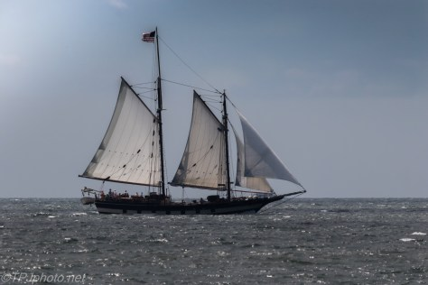 2 Masted Schooner Connecticut - Click To Enlarge