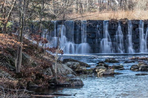 Old Mill Falls Connecticut - Click To Enlarge