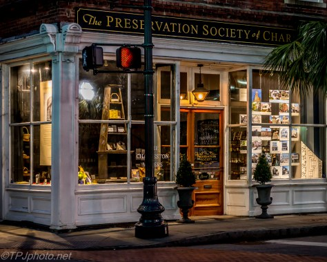 Preservation Society Of Charleston - Click To Enlarge