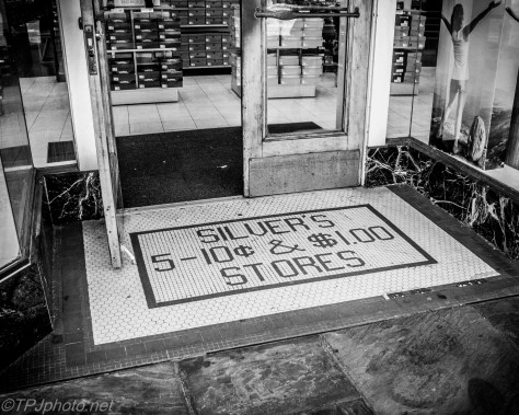 Old Store Entrance - Click To Enlarge