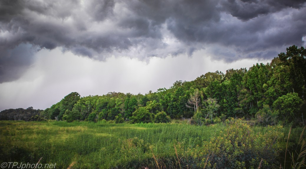 Quick Storm Clouds - Click To Enlarge