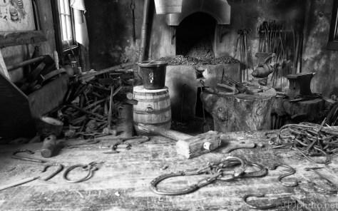 Blacksmith Shop - click to enlarge