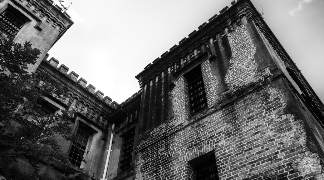Old Charleston Jail, A Finale (3)